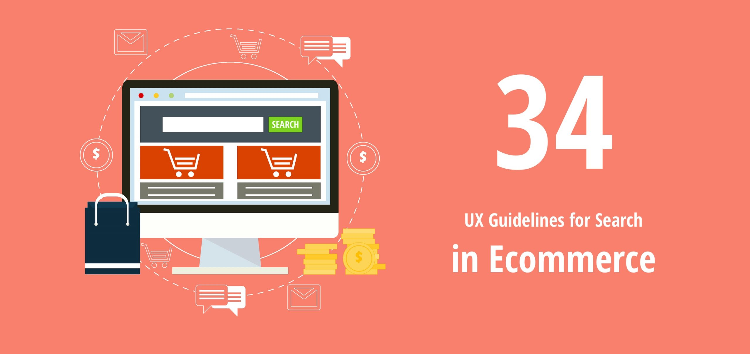 34 UX Guidelines for Search Box and Results Page 1