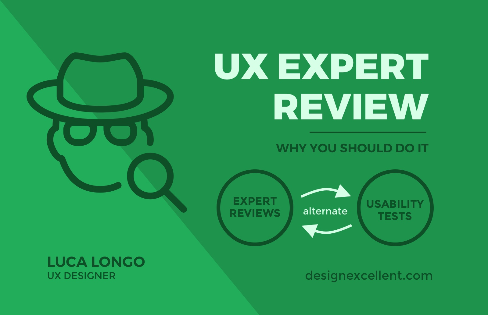 UX Expert Reviews - Why you should do it 1