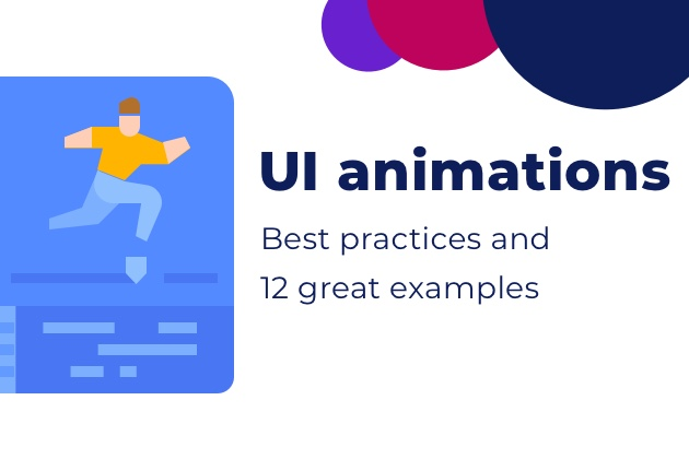 UI animations: 12 great examples 1
