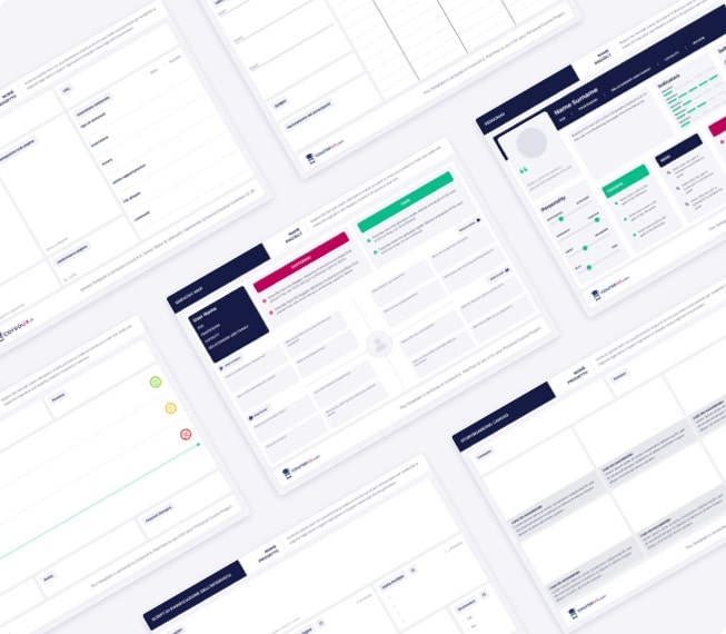 UX Template Kit 7